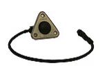 Náhradné diely hydraulických plošín - nožné ovládanie